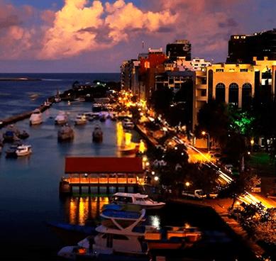 Vida nocturna Maldivas