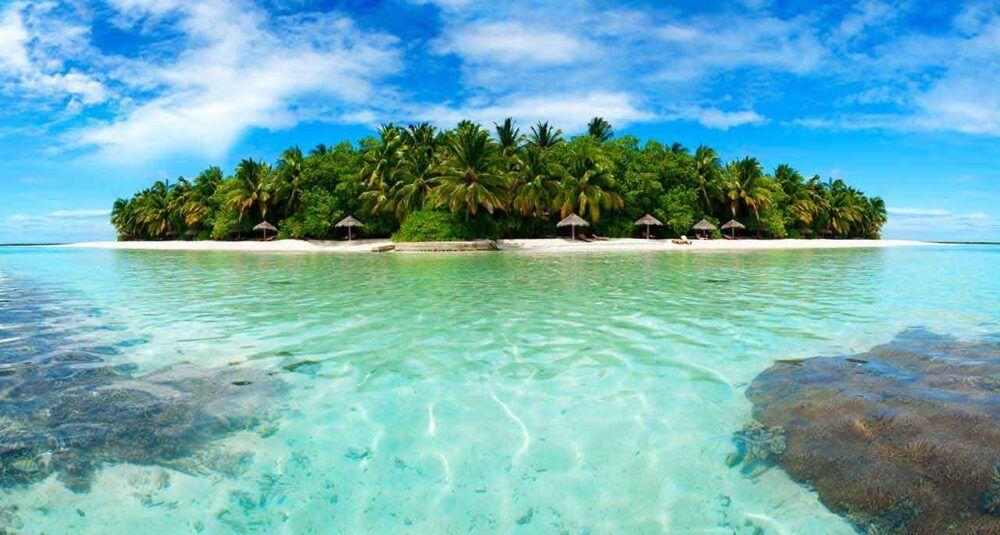 Visitar Maldivas en 1 mes