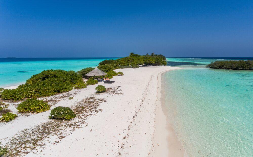 Cómo llegar a Bikini Beach, Maldivas