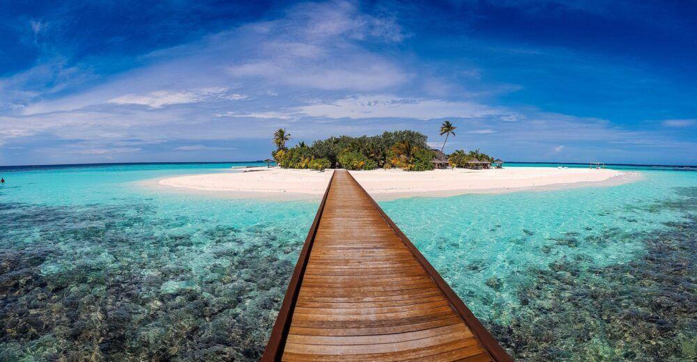 Cómo es la vida en Maldivas