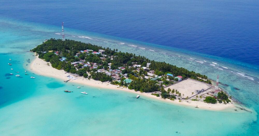 Fulidhoo en Maldivas