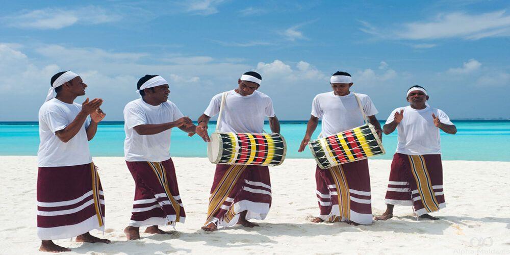 Civilización Maldiva