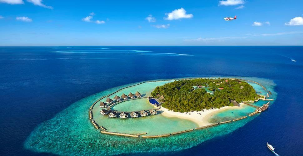 Dónde está Hithadhoo, Maldivas