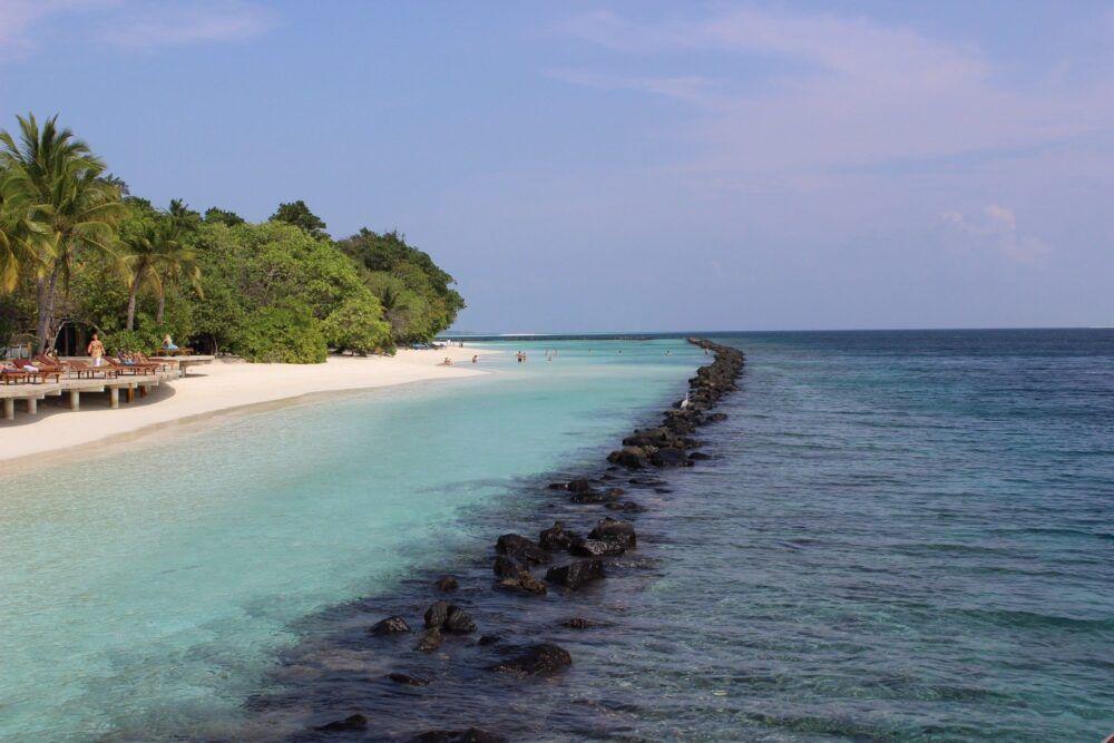 Playas en Meedhoo