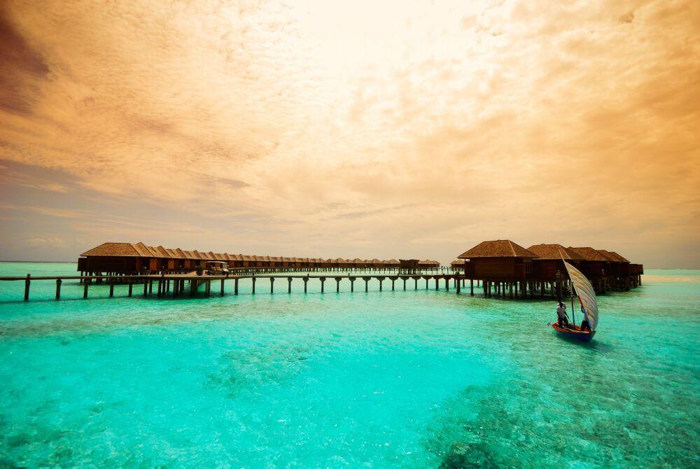 Cómo llegar a Olhuveli, Maldivas