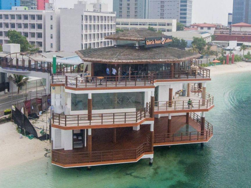 Dónde está Rasfannu, Maldivas