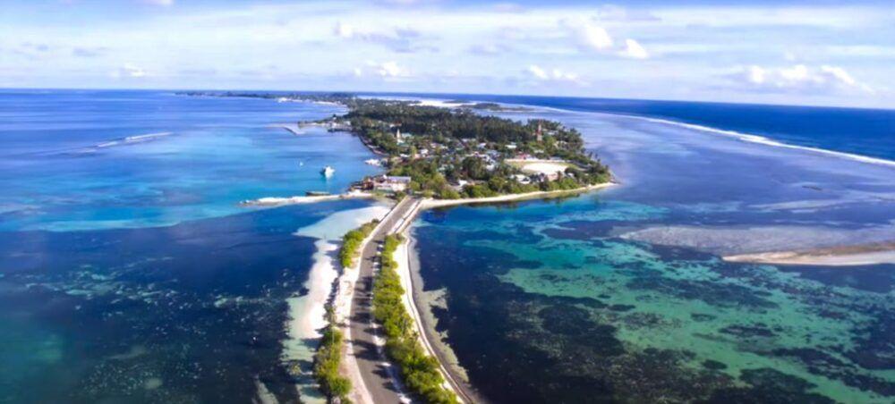 Addu en Maldivas
