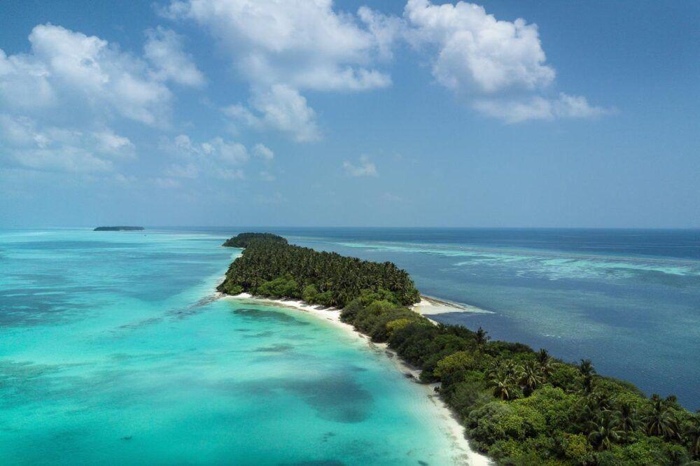 Fehendhoo en Maldivas