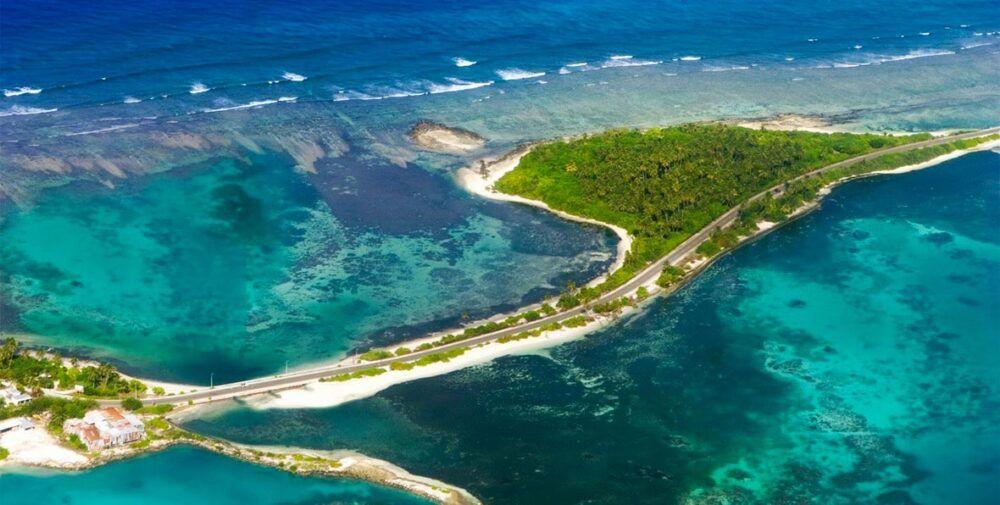 Gan, Maldivas
