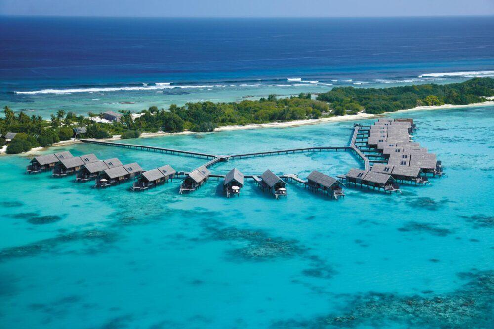 Dónde está Gan, Maldivas
