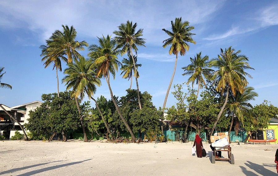 Turismo en Guraidhoo