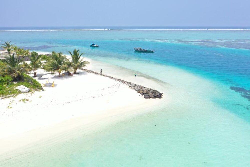 Playas de Kamadhoo