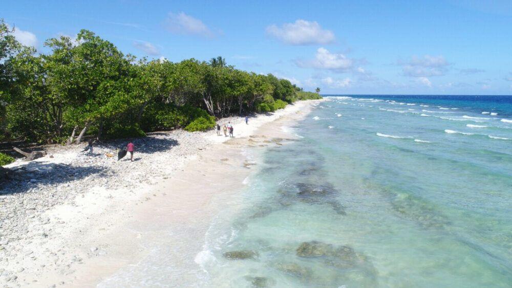 Cómo llegar a Hithadhoo, Maldivas