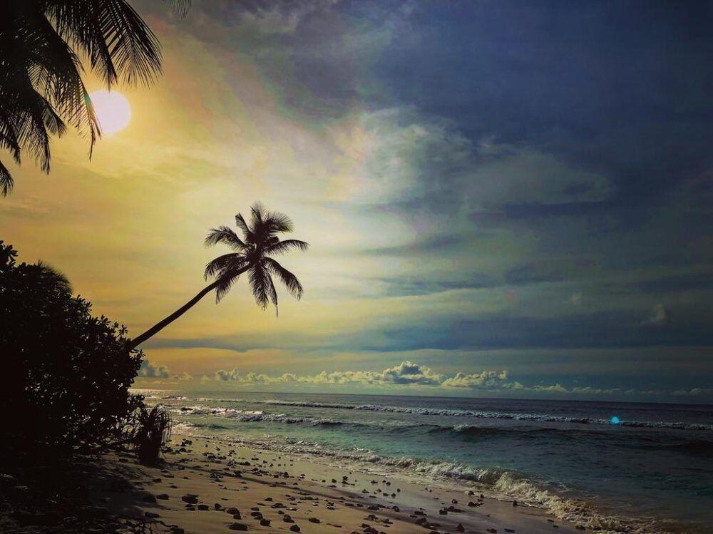 Playas de Hithadhoo (Solo en caso de tener playa)