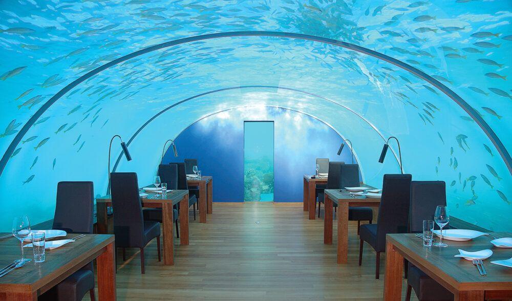 observar su arquitectura. maldives male
