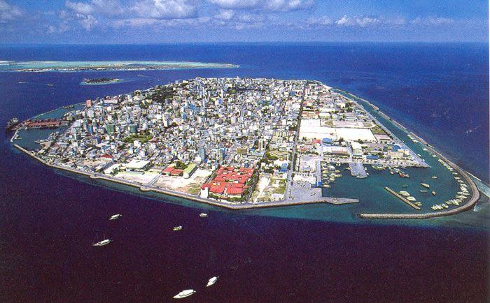 la isla de Malé