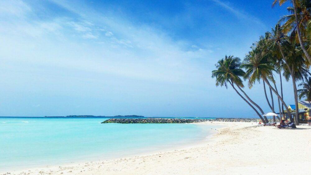 Bikini Beach, Maldivas