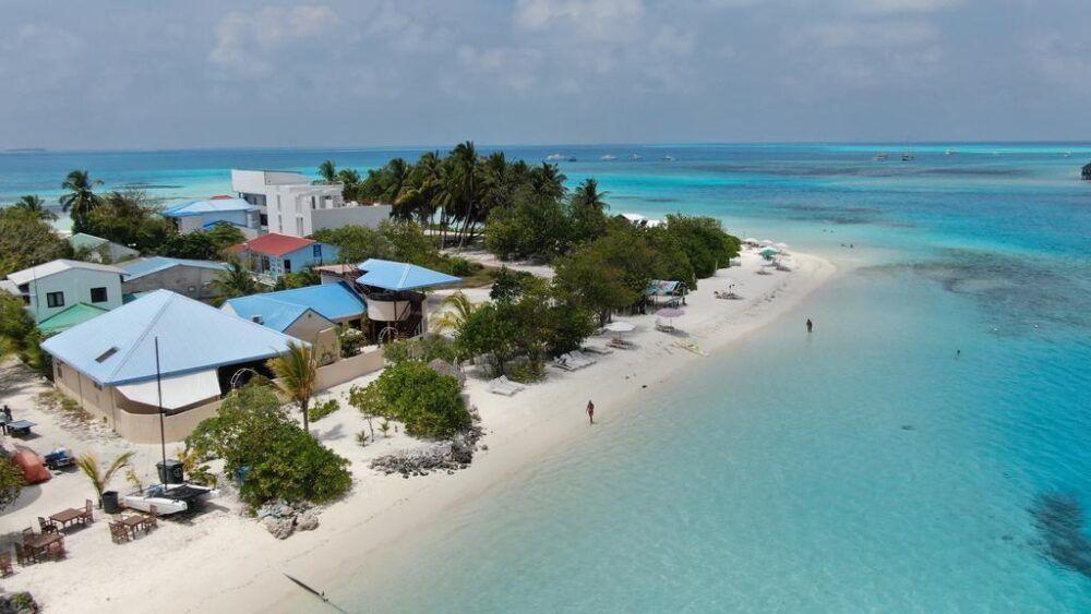 Dhiffushi, Maldivas