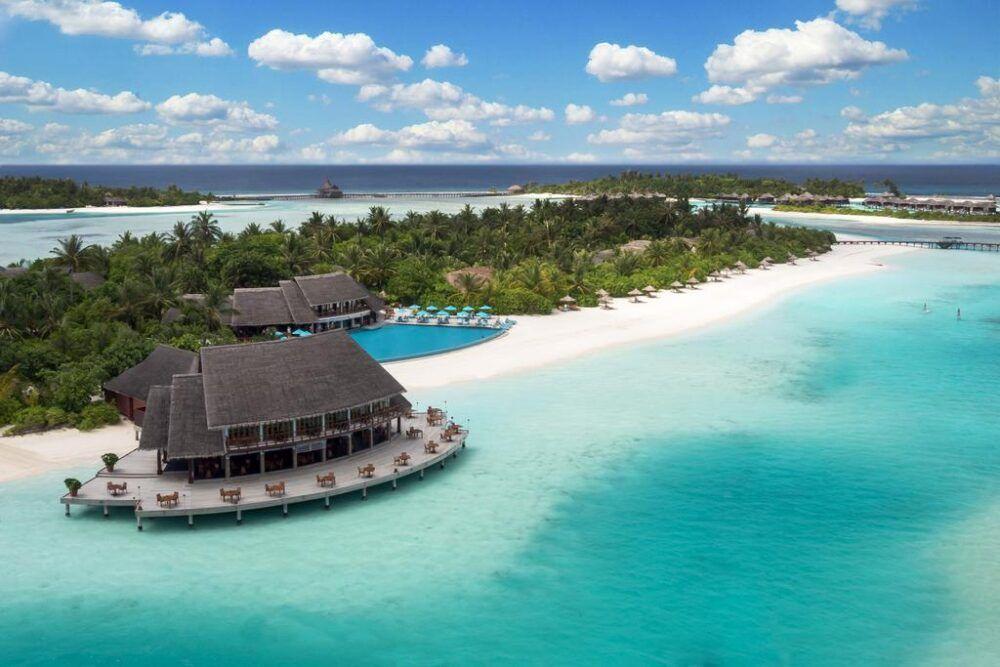 Dónde está Dhigu, Maldivas