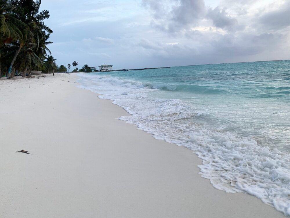 Didhdhoo en Maldivas