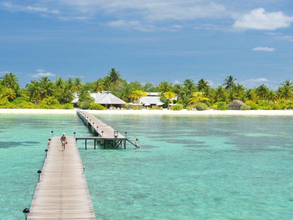 Eriyadhoo en Maldivas