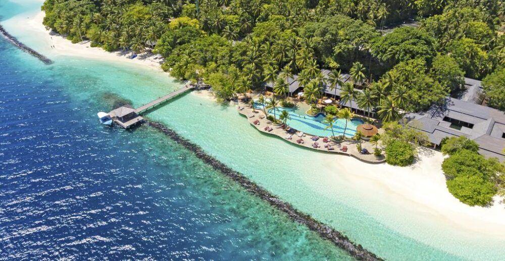 Eydhafushi en Maldivas