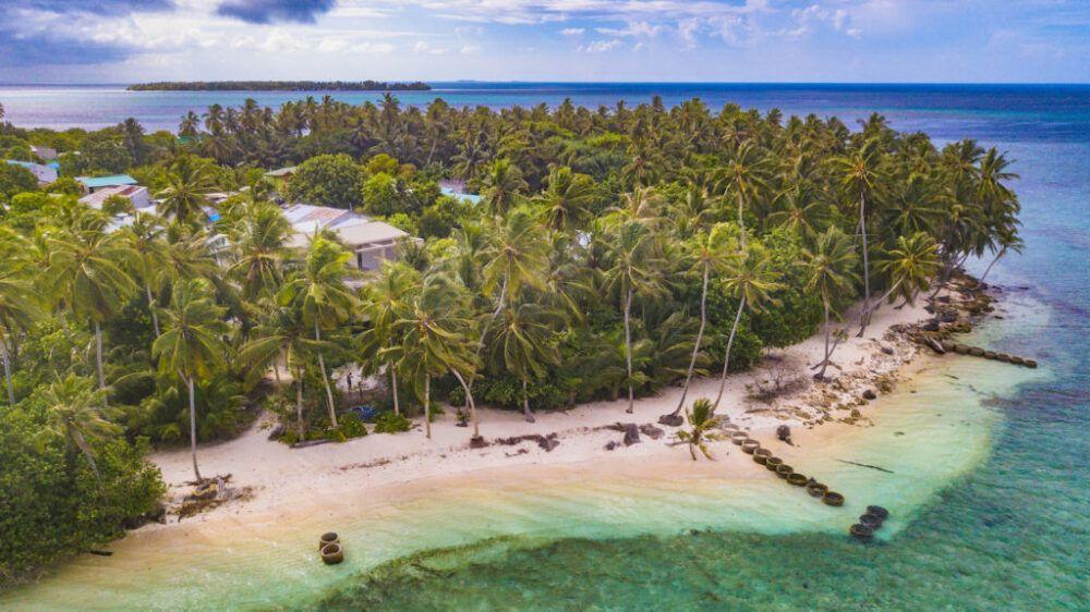 Felidhoo en Maldivas