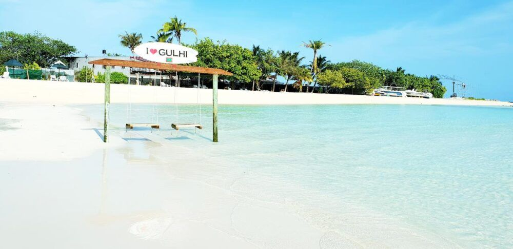 Gulhi en Maldivas