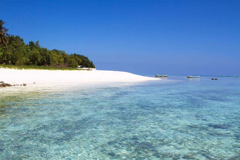 ¿Dónde está Gulhi, Maldivas?