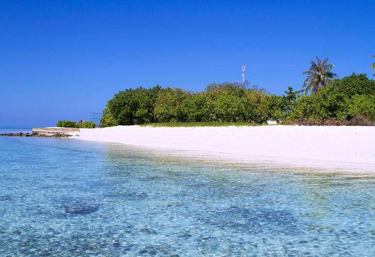 Playas en Gulhi