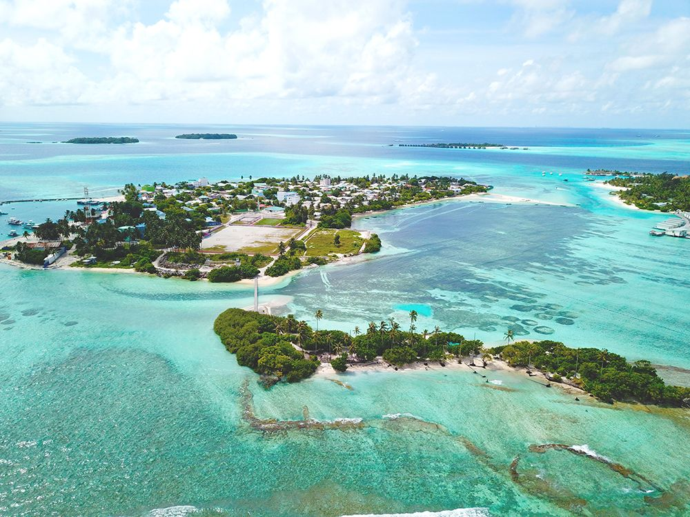 Guraidhoo, Maldivas