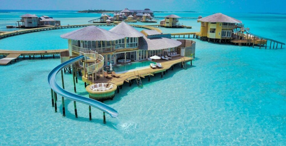 Hoteles en Maldivas