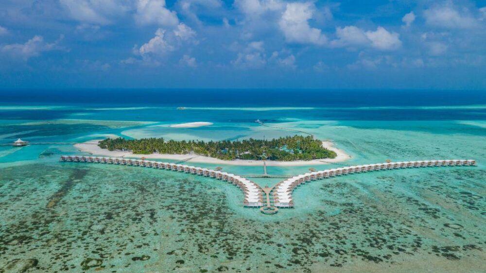 Huraa en Maldivas