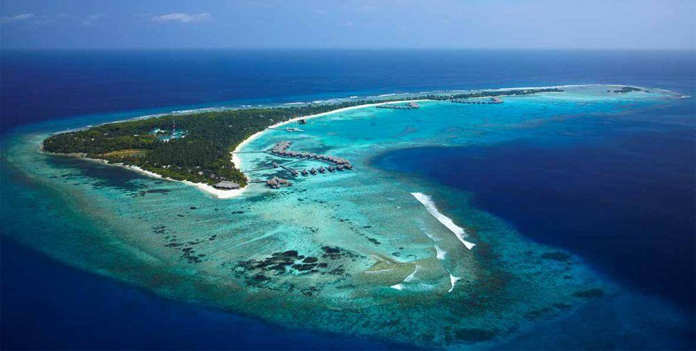 Isla Villingili, Maldivas