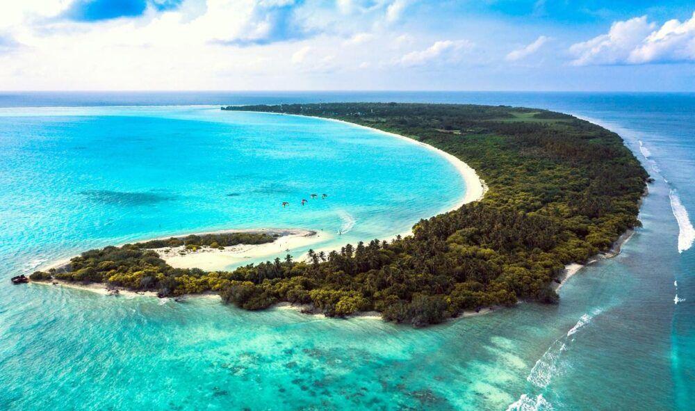 Kelaa en Maldivas