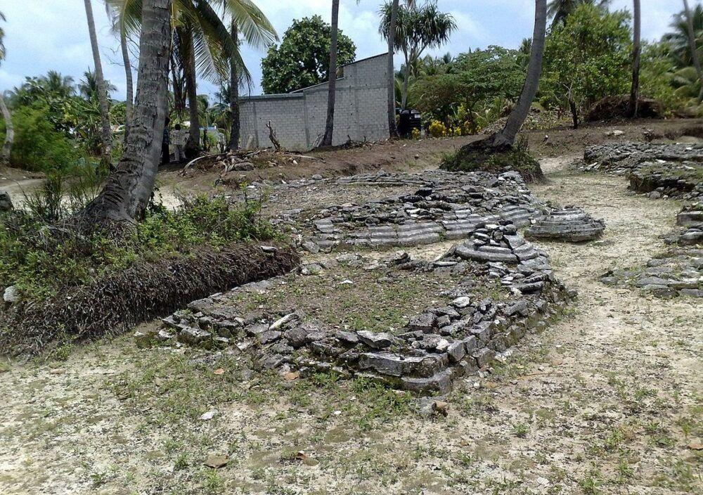Dónde está KuruHinna Tharaagandu, Maldivas