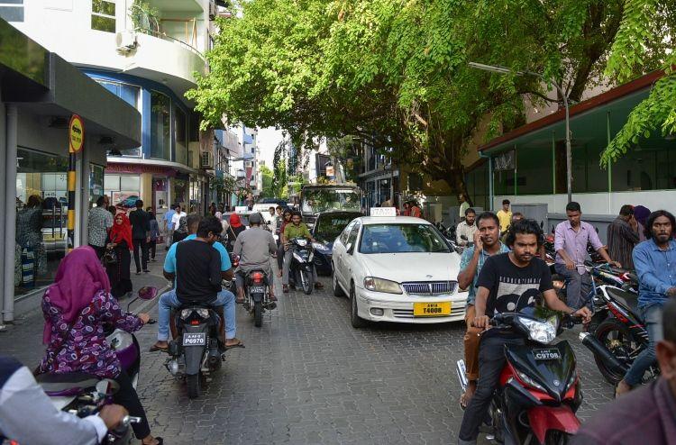 Cómo llegar a Majeedhee magu, Maldivas
