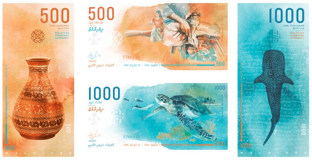 Cuál es la moneda de Maldivas