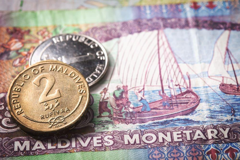 Moneda Maldivas