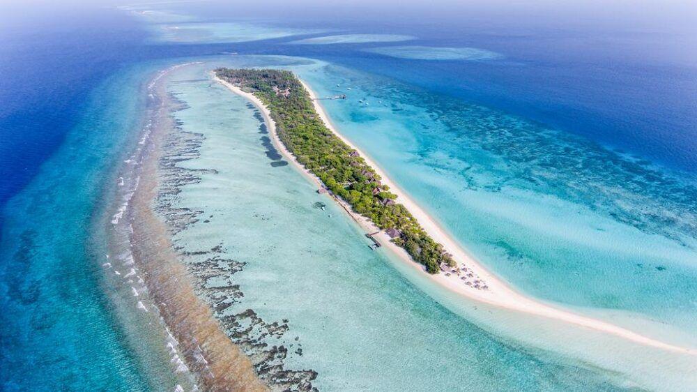 Naifaru en Maldivas
