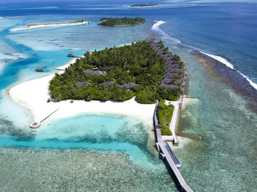 Donde está Naladhu, Maldivas