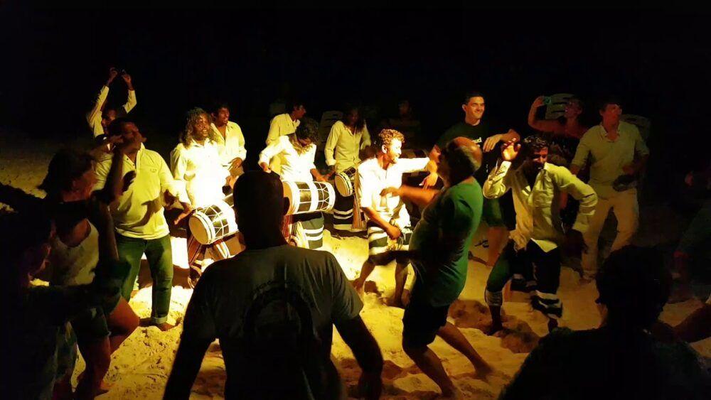 Baile Maldivo