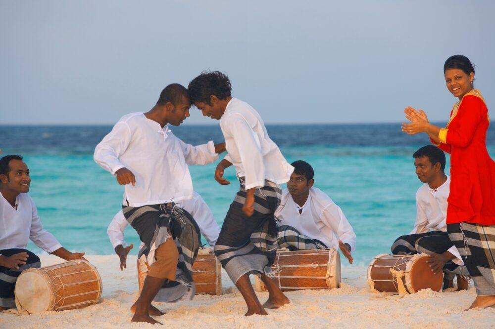 Bailes típicos de Maldivas