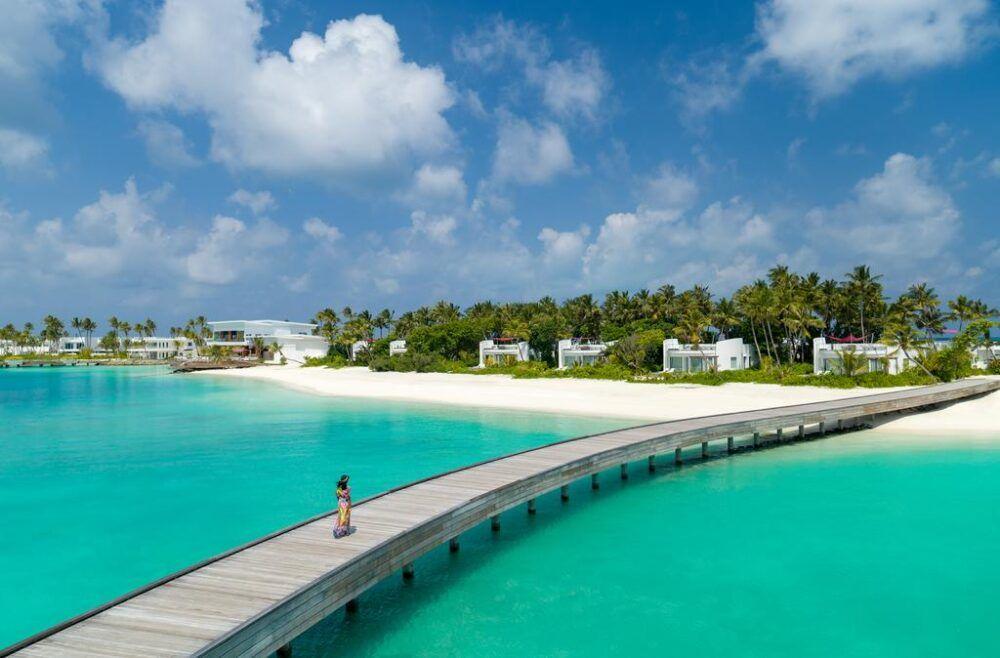 Olhuhali, Maldivas