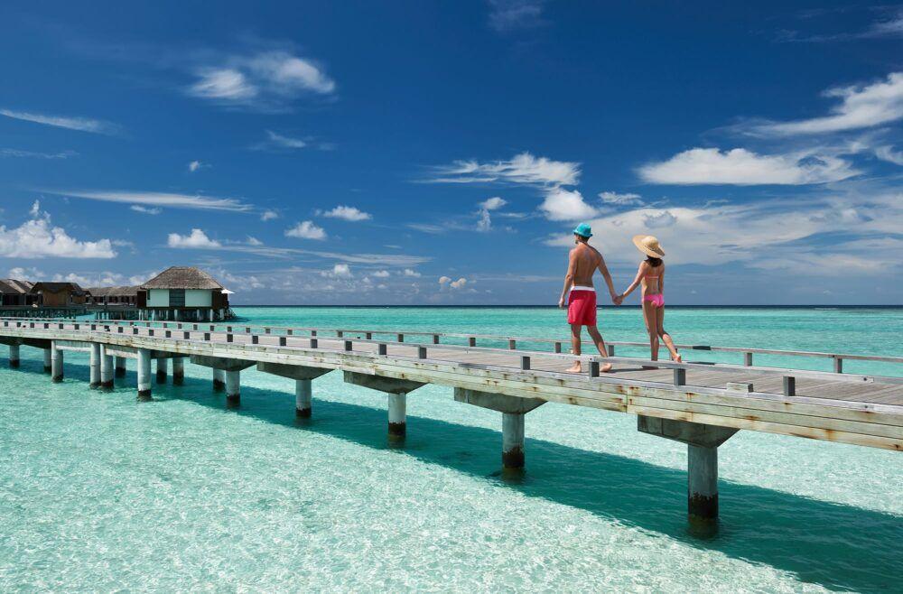 Localización de las mejores playas de Maldivas
