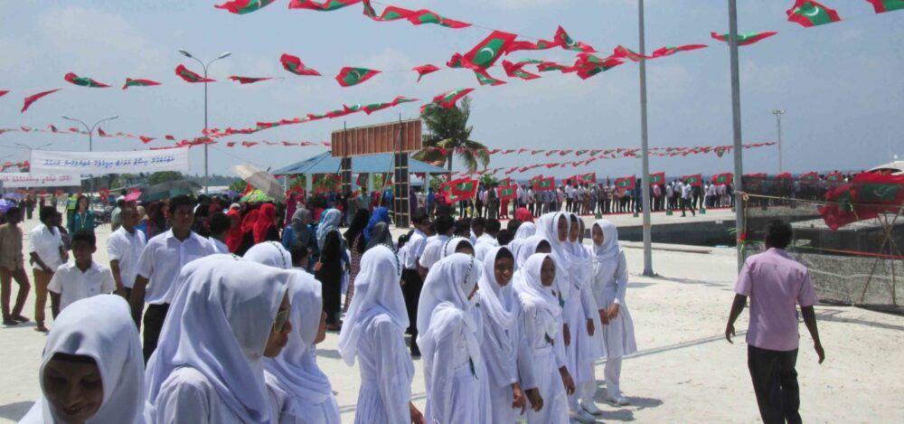 Religión Maldiva