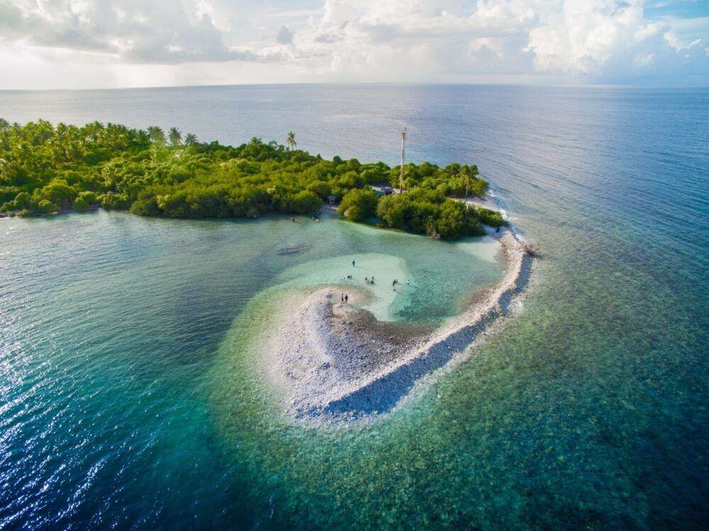 Seenu en Maldivas