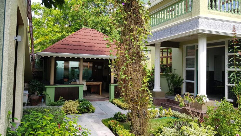 Thinadhoo Guest House