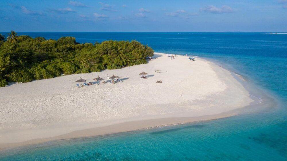 Ukulhas en Maldivas