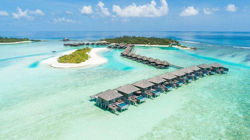 Dónde está Veliganduhura, Maldivas